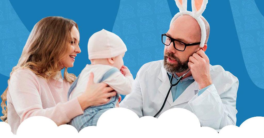 Consulta al pediatra