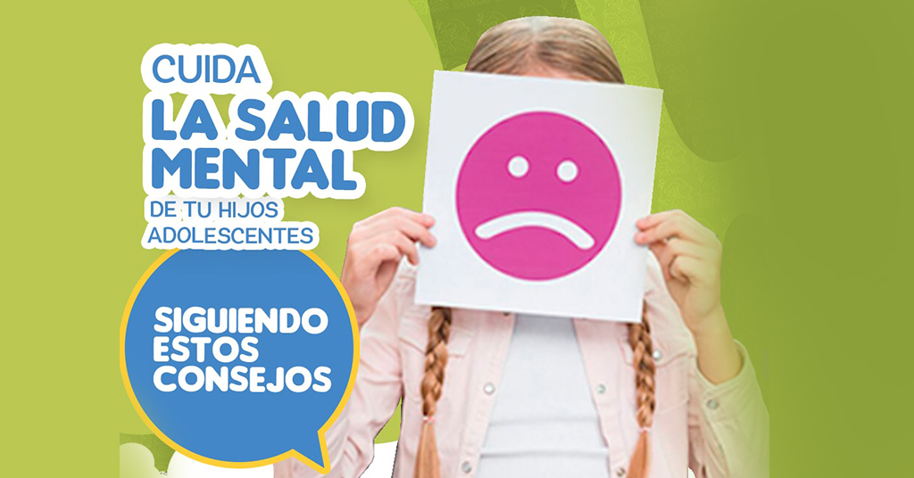 Cuida la salud mental
